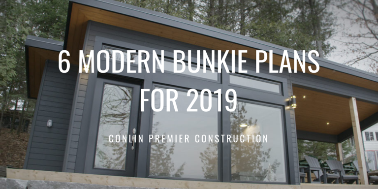 6 modern Bunkie plans for 2019