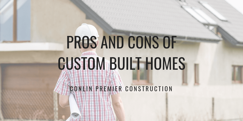 Pros and Cons of Custom Built Homes